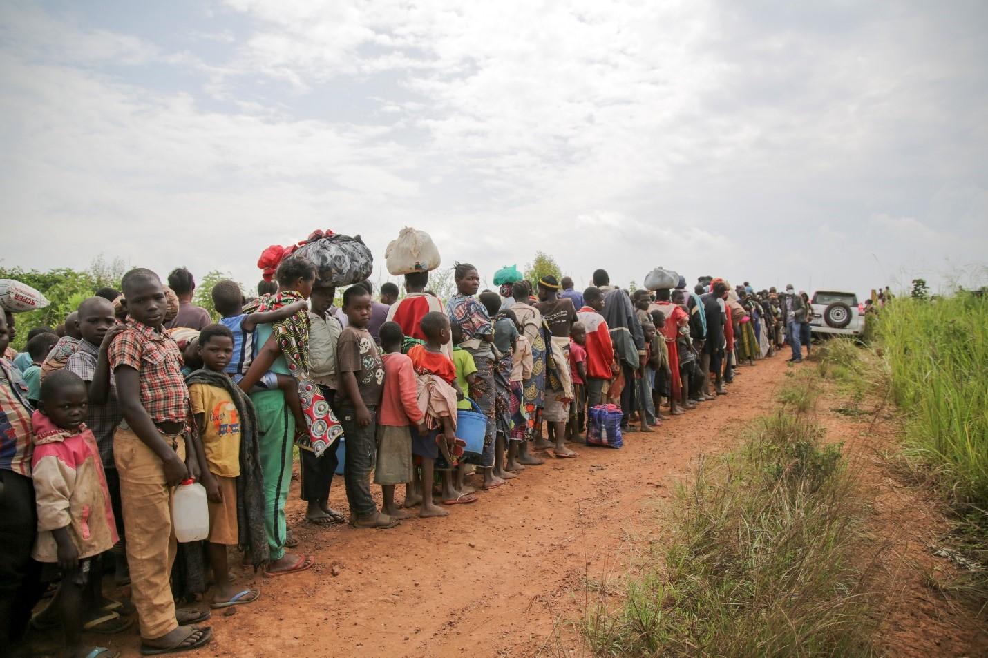 De acordo com o relatório Tendências Globais do ACNUR, 82,4 milhões de pessoas encontravam-se em situação de deslocamento forçado em todo o mundo em 2020. Foto: UNHCR/ACNUR